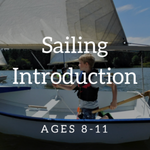 Sailing Classes - Island Rec